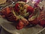 And the Lobster !