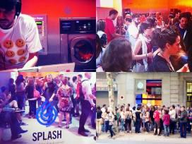 Splash Laundry Party