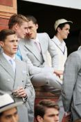 The English Gentleman at Lord's London Collections party