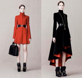 Alexander McQueen Pre-Autumn/Winter Looks