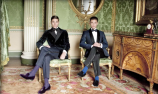 Gieves & Hawkes - 'A Link through Time'