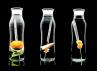 SAD PLEASURE: Basil | Clementine SURPRISING INFATUATION: Celery Root | Almond EMBARRASSED LUST: Passion Fruit | Gooseberrie �