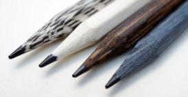 Les crayons de la maison Caran d'Ache