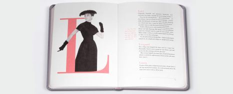 Letter L The Little Dictionary of Fashion