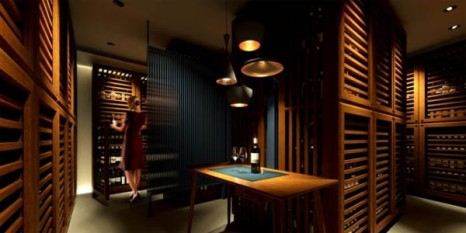 Wine Apartment - Cellar