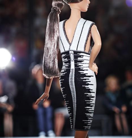 Hervé Léger By Max Azria Barbie - Look II