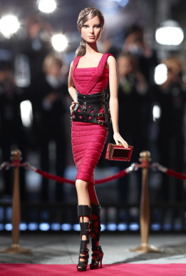 Hervé Léger By Max Azria Barbie - Look I