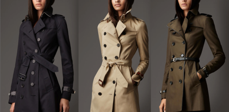 Burberry - Trench Coat