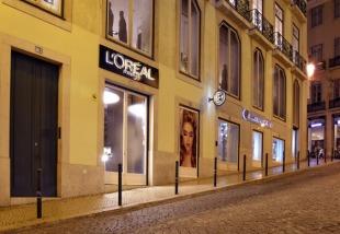 L'Oréal Beauty Boutique - Chiado Lisbon