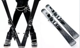 Chanel Ski Gear
