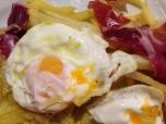 Huevos Rotos - Casa Maria