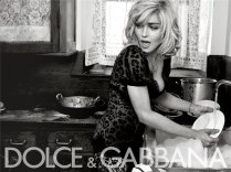 Dolce & Gabbana Spring/Summer 2010 advertising campaign photos by Steven Klein