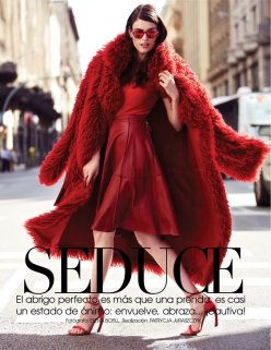 Djamila Del Pino for Vogue Mexico