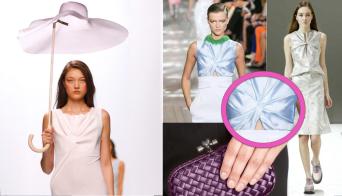 Chalayan; Dior; Jil Sander; Bottega Veneta