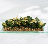 Kale e Cauliflower Chips -Andrea Brinco