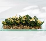 Kale e Cauliflower Chips -Andrea Brinco