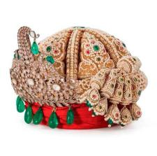 The Khalili Collection - Turban crown