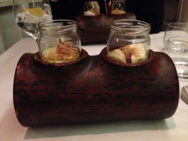 Fake Cheesecake & Pastel de nata