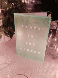 MoMa - Party in the Garden