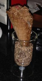 chocolat cornetto