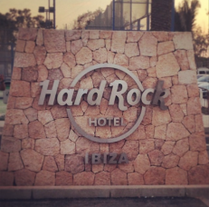 Hard Rock Hotel Ibiza #hrhibiza #rockisanattitude