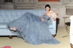 Stella Tennant in Burberry Photo: Mimi Ritzen Crawford