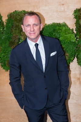 Daniel Craig @ MoMa - Party in the Garden © Scott Rudd