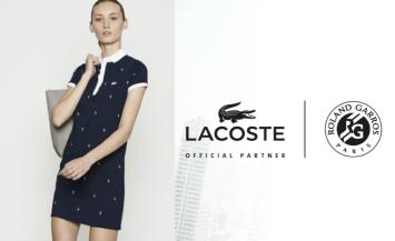 Lacoste for Roland Garros 2014