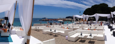 The Only Beach Party - Sunset Monaco