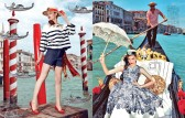 My Fascination With Venice- VOGUE JAPAN FEBRUARY 2014