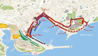 The Circuit of Monaco