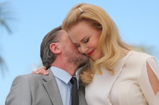 Tim Roth and Nicole Kidman - Photocall - Grace of Monaco © FDC / M. Petit