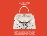 Naomie Harri's Peekaboo - Fendi