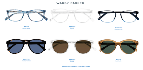 Waterway Collection - Warby Parker